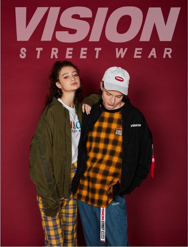 CHECK STREET WEAR